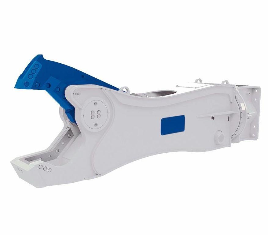 nowe nożyce hydrauliczne HAMMER CH 4000 Hydraulic scrap metal shear 3759KG