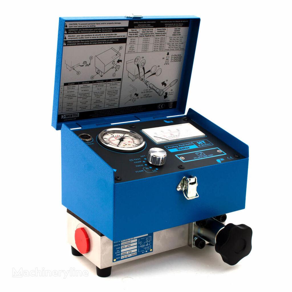 nowy sprzęt diagnostyczny Webtec HT 402 Flowmeter hydraulic tester