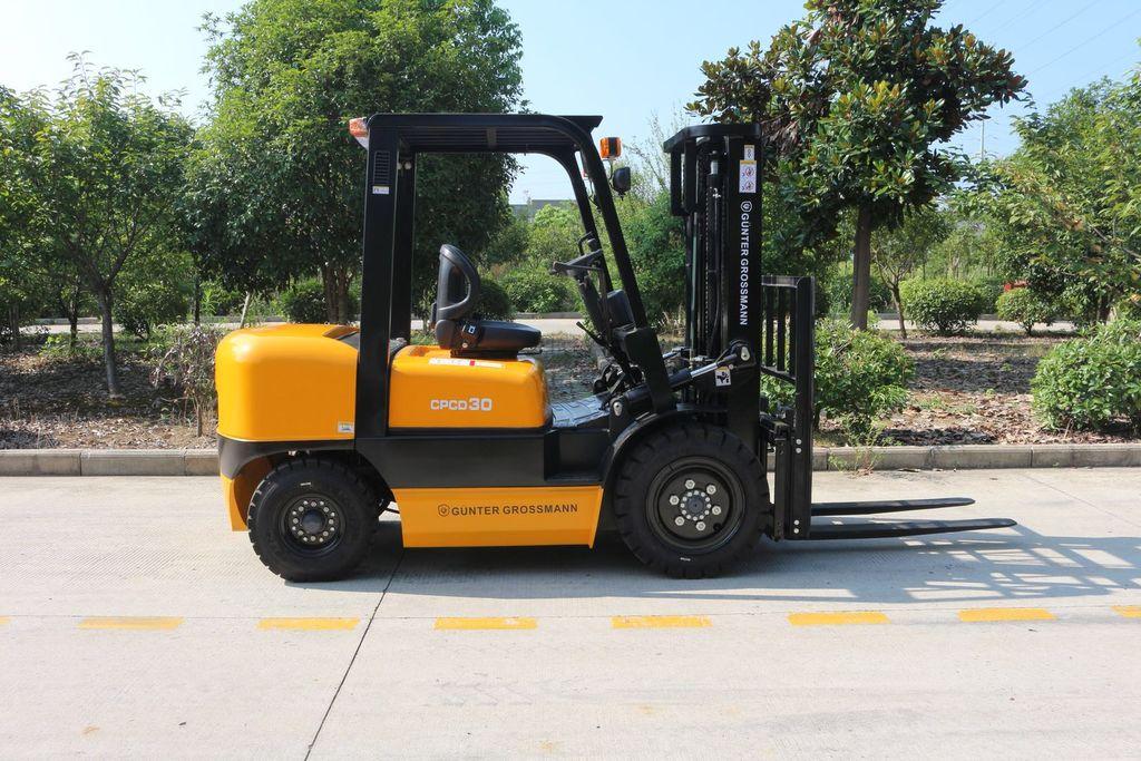 nowy wózek widłowy Günter Grossmann Wózek Widłowy 2500kg