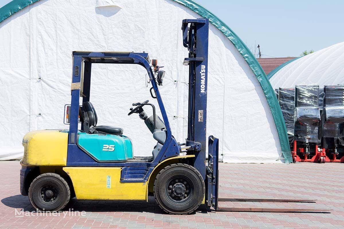 wózek widłowy KOMATSU FD25HT12